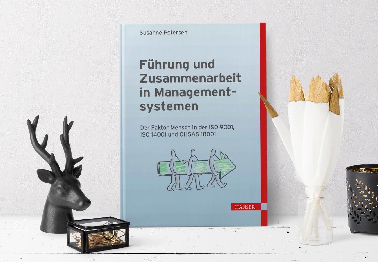 gute Führung und Zusammenarbeit im Managementsystem