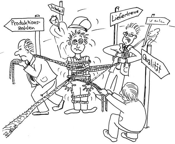 rechtssicher gesund agil führen im Managementsystem