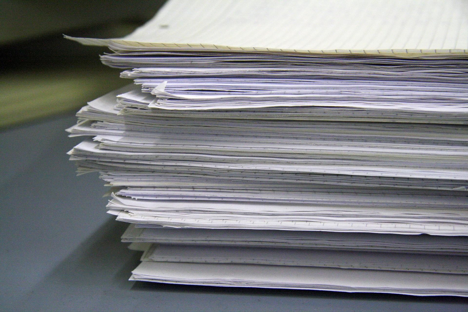 Dokumentation Bürokratie Managementsysteme