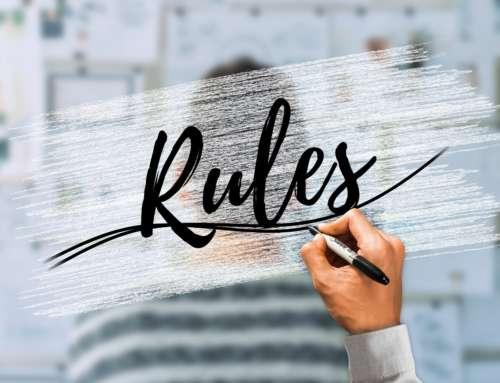 Alles ge-Regel-t? – Eine kleine Geschichte über Besen und Bürokratie
